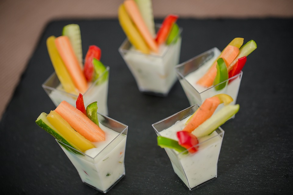 marketing is essential for caterers.