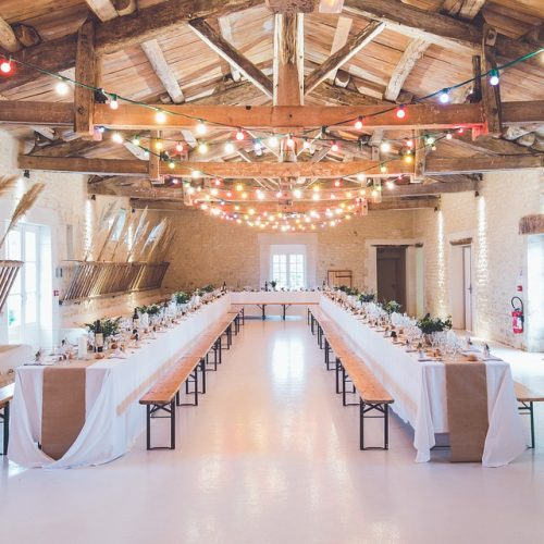 Marketing is vital for wedding venues