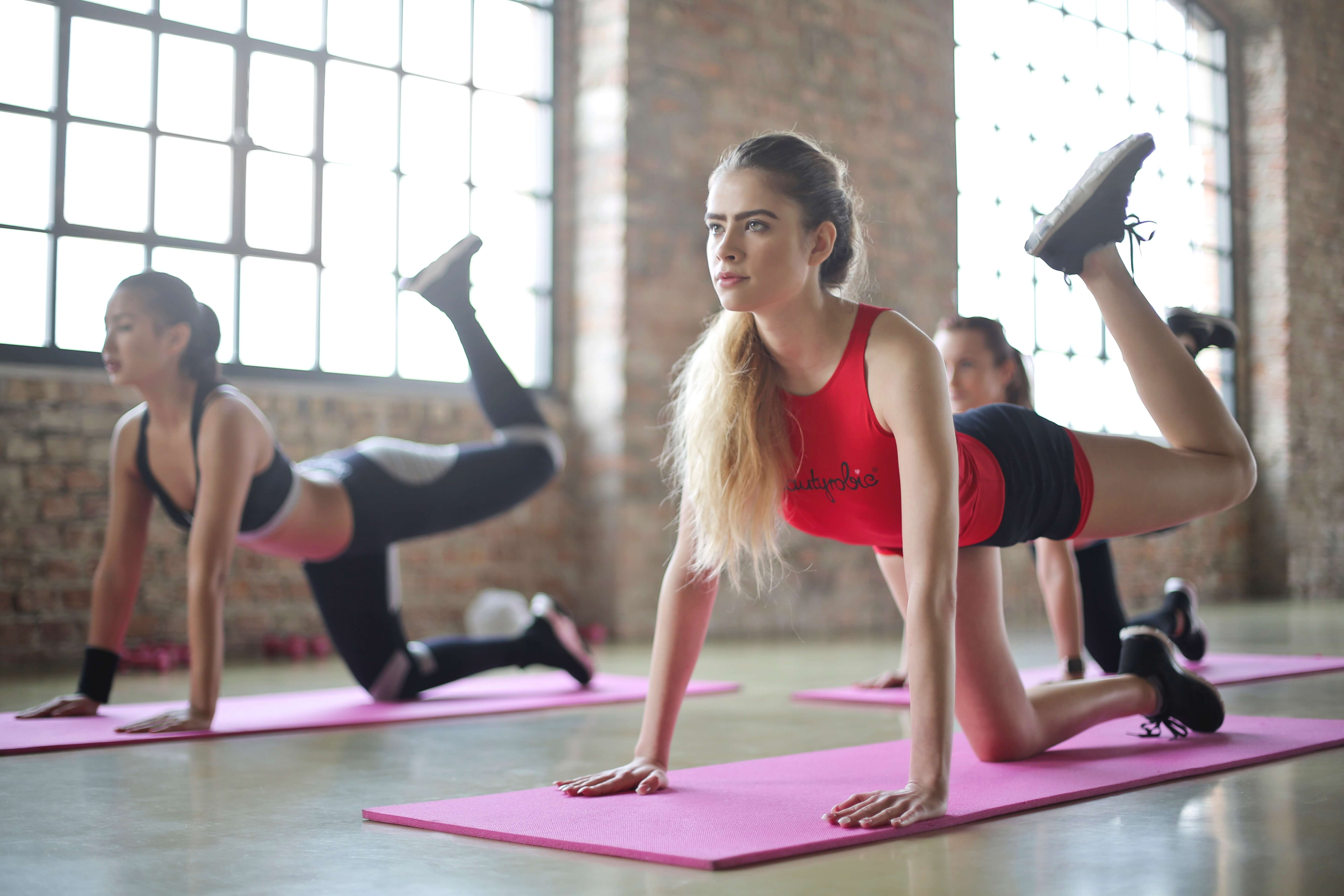 Grow fitness clientele - yoga customers