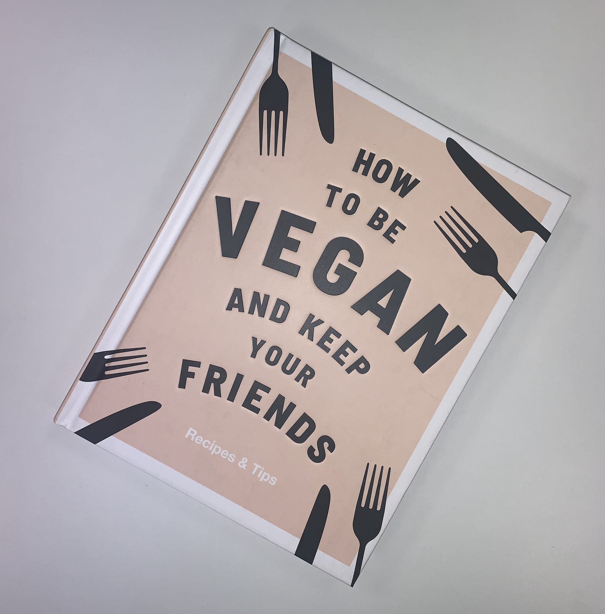Vegan book