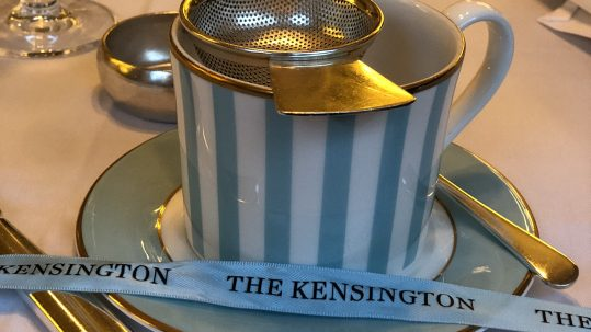 uk hotel the kensington
